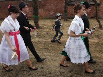 劳济茨地区索布人的节日