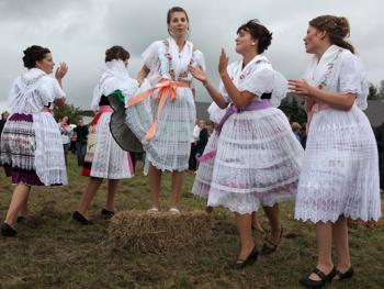 劳济茨地区索布人的节日03