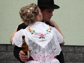 劳济茨地区索布人的节日06