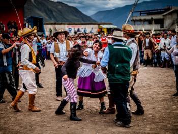 秘鲁打架节10