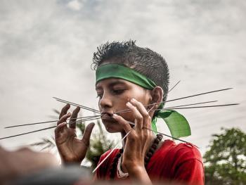西孟加拉的查拉克10