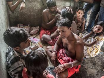 西孟加拉的查拉克01