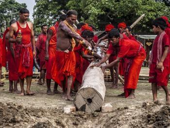 西孟加拉的查拉克
