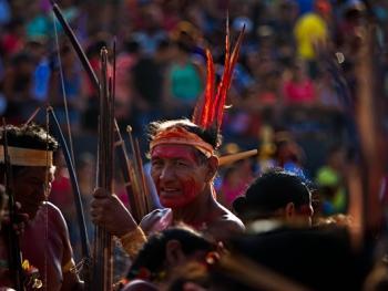 巴西土著运动会11