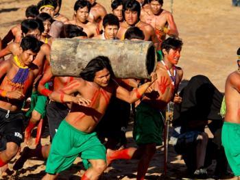 巴西土著运动会14