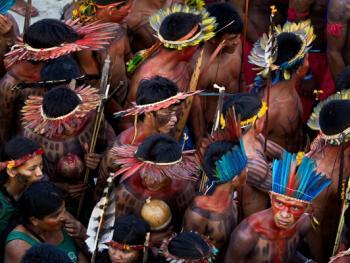 巴西土著运动会04