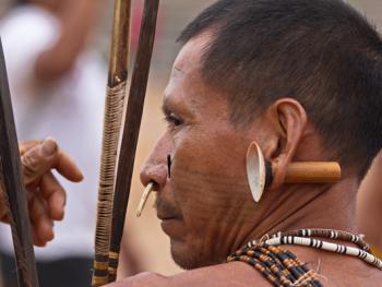 巴西土著运动会06