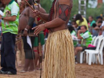 巴西土著运动会08