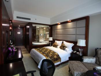 房间商务大床房