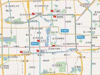 25年,CFPA在北京的足迹